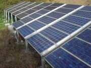 Generating electricity from the sun - Photovoltaics (PV)